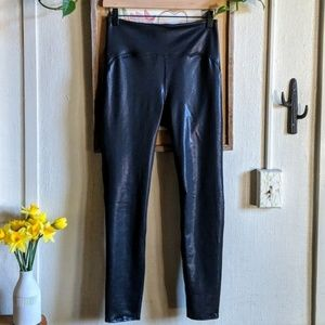 Joy Lab Pants - JoyLab // high rise 7/8 shine leggings NWOT